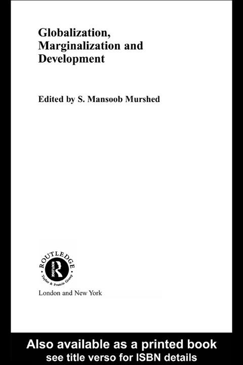 Globalization, Marginalization and Development